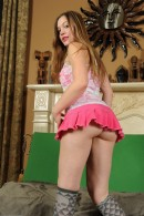 Aurielee Summers in upskirts and panties gallery from ATKPETITES - #10