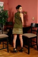 Miyu in upskirts and panties gallery from ATKPETITES - #1