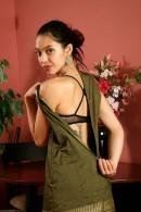 Miyu in upskirts and panties gallery from ATKPETITES - #15