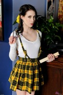 Aiden Ashley in uniforms gallery from ATKPETITES - #8