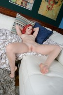 Lady Monroe in masturbation gallery from ATKPETITES - #3
