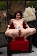 Emma in scary hairy gallery from ATKPETITES - #15