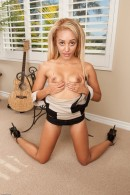 Tinslee Reagan in exotic and hairy gallery from ATKPETITES - #12