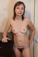 Sabrina in mature and hairy gallery from ATKPETITES - #2