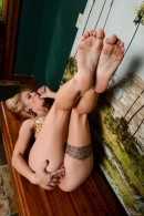 Cameron Canada in masturbation gallery from ATKPETITES - #14