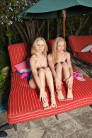 Avril Hall & Kelly Klass in footfetish gallery from ATKPETITES - #6