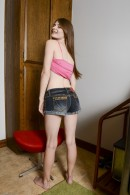 Alice March in masturbation gallery from ATKPETITES - #8