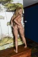 Tinslee Reagan in exotic and hairy gallery from ATKPETITES - #7