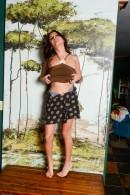 Selma Sins in footfetish gallery from ATKPETITES - #9