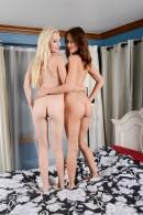 Odette Delacroix & Sara Luvv in lesbian gallery from ATKPETITES - #4