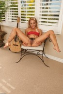 Tinslee Reagan in exotic and hairy gallery from ATKPETITES - #2