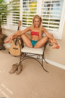 Tinslee Reagan in exotic and hairy gallery from ATKPETITES - #9