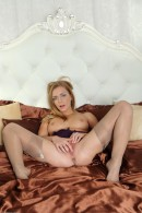 Ivette in masturbation gallery from ATKPETITES - #9