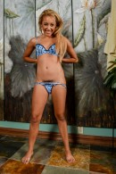 Tinslee Reagan in exotic and hairy gallery from ATKPETITES - #10