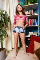 Sara Luvv in masturbation gallery from ATKPETITES - #9