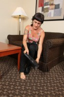 Stacey Stax in scary hairy gallery from ATKPETITES - #11