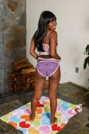 Nina Devon in black women gallery from ATKPETITES - #11