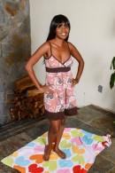 Nina Devon in black women gallery from ATKPETITES - #8