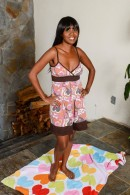 Nina Devon in black women gallery from ATKPETITES - #8