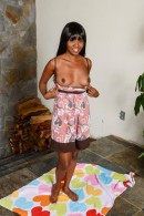 Nina Devon in black women gallery from ATKPETITES - #9