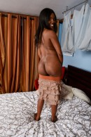 Nina Devon in exotic and hairy gallery from ATKPETITES - #13