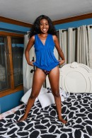 Nina Devon in upskirts and panties gallery from ATKPETITES - #8