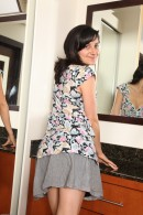 Altaira in upskirts and panties gallery from ATKPETITES - #1
