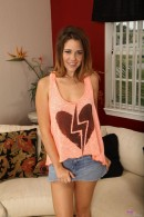 Claire Heart in masturbation gallery from ATKPETITES - #1