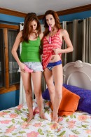 Shyla Jennings & Kiera Winters in lesbian gallery from ATKPETITES - #10
