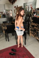 Shyla Jennings in upskirts and panties gallery from ATKPETITES - #13