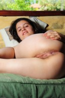 Mia in exotic and hairy gallery from ATKPETITES - #4