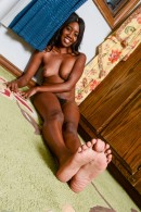 Nina Devon in black women gallery from ATKPETITES - #15
