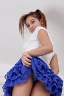 Sara Luvv in upskirts and panties gallery from ATKPETITES - #8