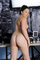 Clarissa Claire in exotic and hairy gallery from ATKPETITES - #3