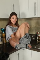 Shyla Jennings in masturbation gallery from ATKPETITES - #13