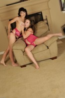 Raven Rockette & Clarissa Claire in lesbian gallery from ATKPETITES - #12
