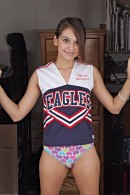 Sara Luvv in uniforms gallery from ATKPETITES - #9