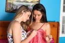 Staci Silverstone & Kenna Unnon in lesbian gallery from ATKPETITES - #8