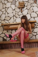 Melena in footfetish gallery from ATKPETITES - #10