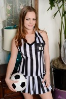 Monica Rise in uniforms gallery from ATKPETITES - #1