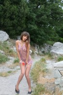 Melena in watersports gallery from ATKPETITES - #12
