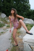 Melena in watersports gallery from ATKPETITES - #5