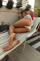 Sonya in exotic and hairy gallery from ATKPETITES - #8