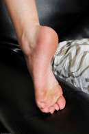 Cassie Laine in footfetish gallery from ATKPETITES - #7