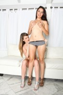 Staci Silverstone & Kenna Unnon in footfetish gallery from ATKPETITES - #11