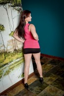 Hope Howell in upskirts and panties gallery from ATKPETITES - #8