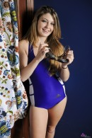 Staci Silverstone in uniforms gallery from ATKPETITES - #8