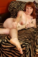 Velma in scary hairy gallery from ATKPETITES - #6