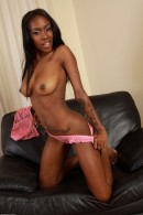 Nicole Dymond in upskirts and panties gallery from ATKPETITES - #15
