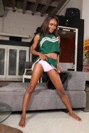 Trina Matthews in upskirts and panties gallery from ATKPETITES - #14